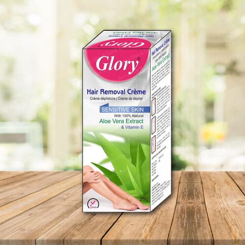 Aloe Vera Hair Removal Crème