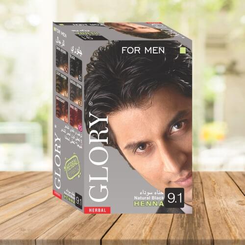 Glory Henna for Men
