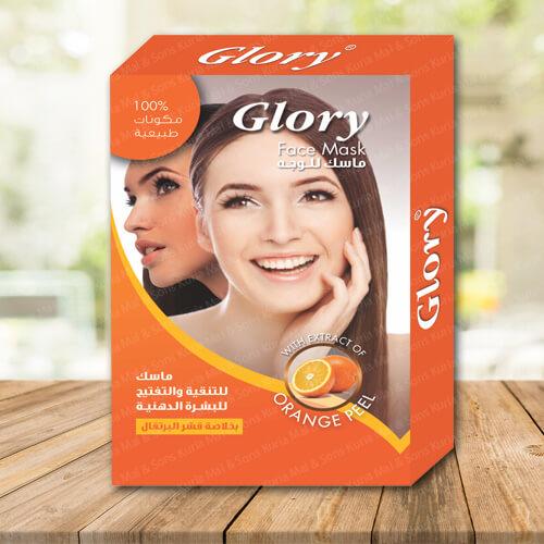 Orange Face Pack