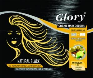 Natural Black Crème Hair Color